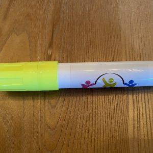 Stift geel