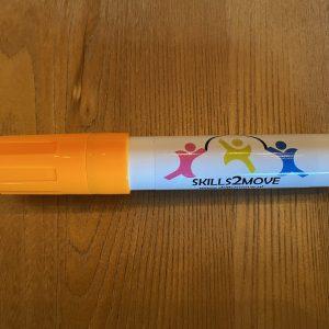 Stift oranje